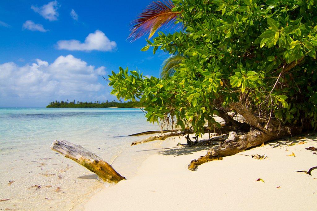 Paradies in der Karibik