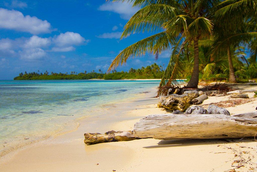 Beach at Panama